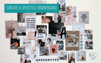 Create a Lifestyle Vision Board