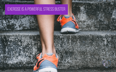 Exercise Is A Powerful Stress Buster