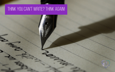 Think You Can't Write? Think Again!