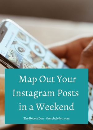 Map Out Your Brand and Posts
