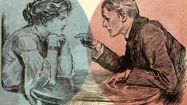 Image result for gender wars cartoon