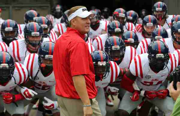 Rebels move up to No. 15 in Coaches Poll