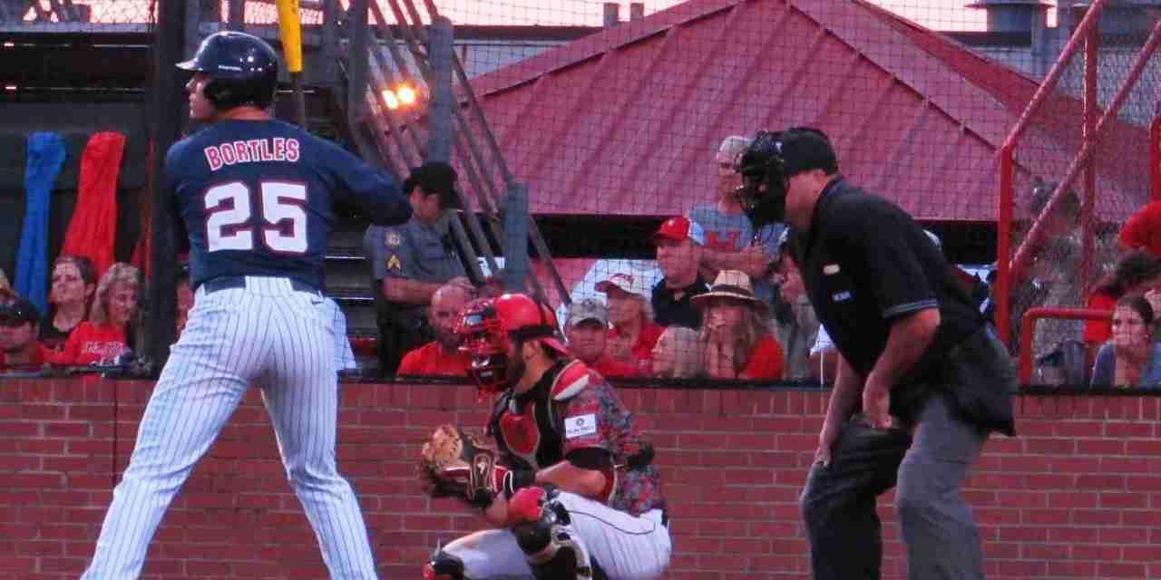 Flat-seamed baseballs may bring more beer showers