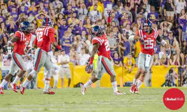 Gridiron Gallery – Ole Miss vs. LSU 2014