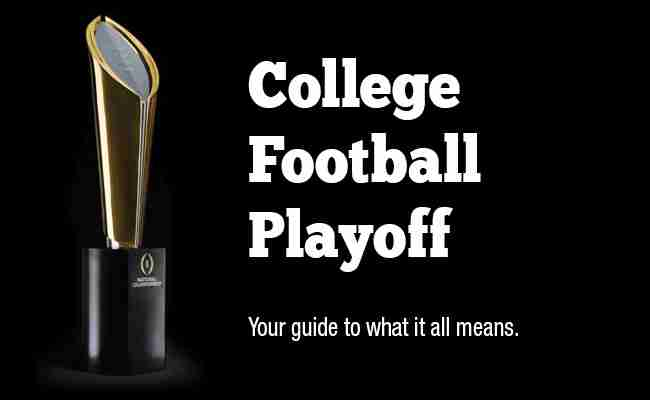 What do the CFP Top 25 rankings really mean?