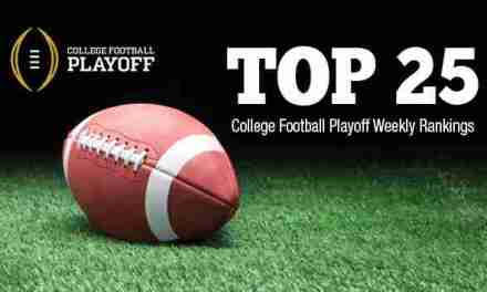 College Football Playoff Rankings: Week 2