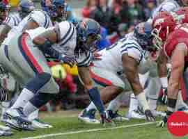 Big Boys in the trenches