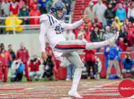 The form of a punter
