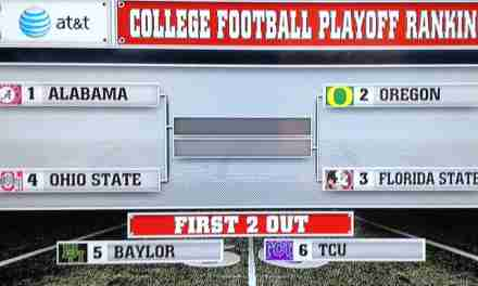 College Football Playoff Semifinal Pairings Announced