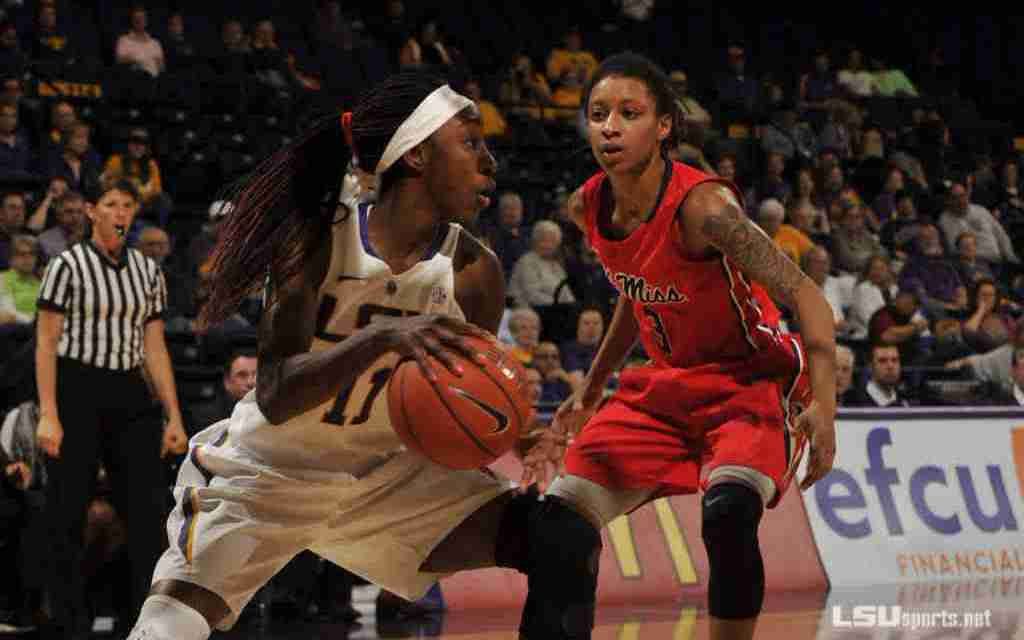 Ole Miss falls on road to LSU