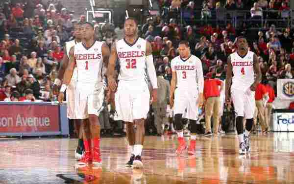 Ole Miss takes on Tennessee in the Tad Pad