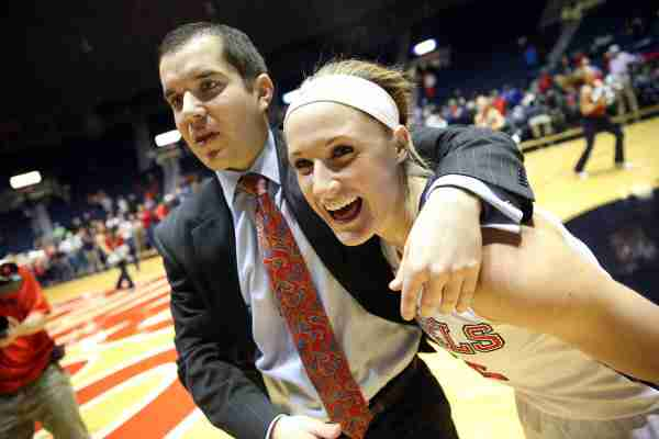 Ole Miss prepares for SEC tourney game