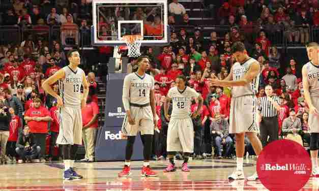 Kennedy prepared to face MSU without three Ole Miss starters