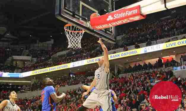 Tomasz Gielo confident in Rebels' defense against the Commodores