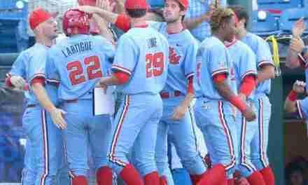 Ole Miss hammers Vanderbilt for spot in semis of SEC baseball tourney