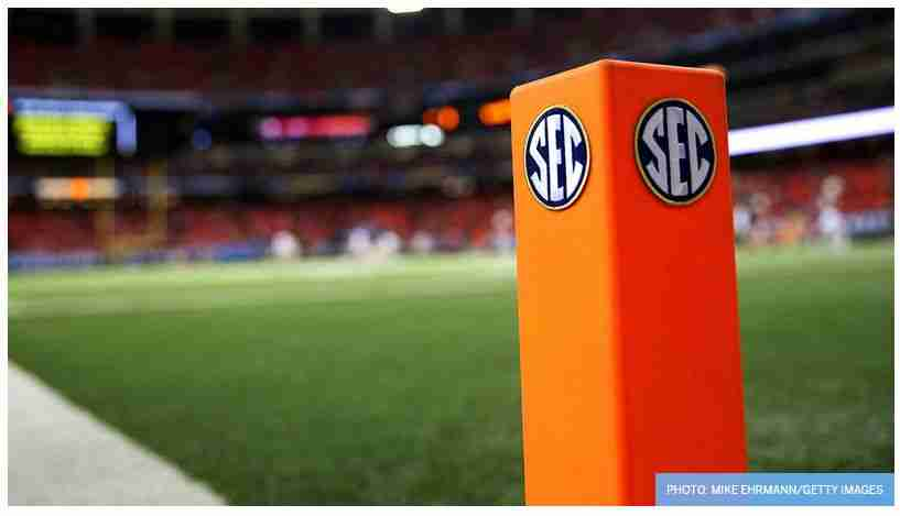 SEC Football Schedule: Week 7