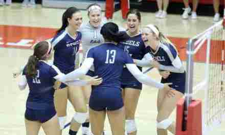 Ole Miss Volleyball wins Magnolia Invitational, Clair named tourney MVP