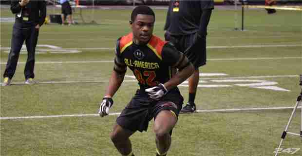 4-star wide out Jones has Rebels in the mix