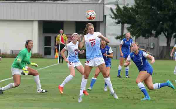 Ole Miss defeats Boise State 4-0 for first win of season