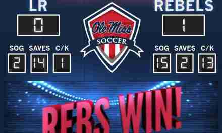 Kizer's goal in overtime leads Rebels past UALR