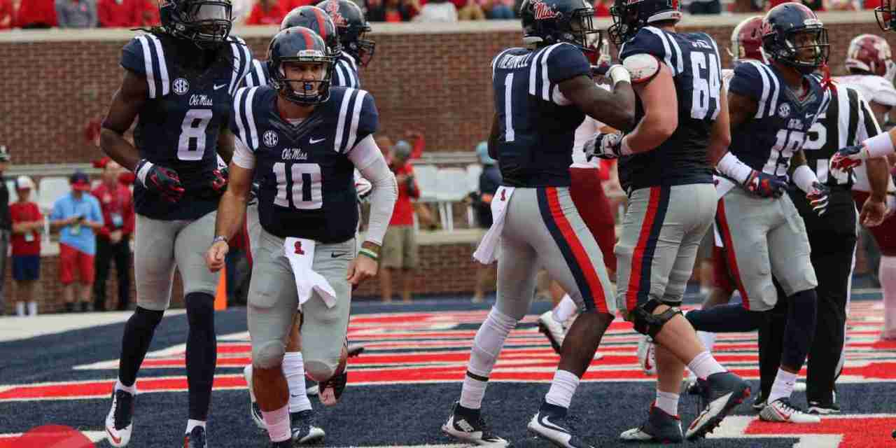"""Rebels not bothered by Memphis' chant, """"We want Ole Miss"""""""