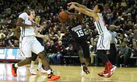 Undermanned Ole Miss team drops 83-77 road game to MSU