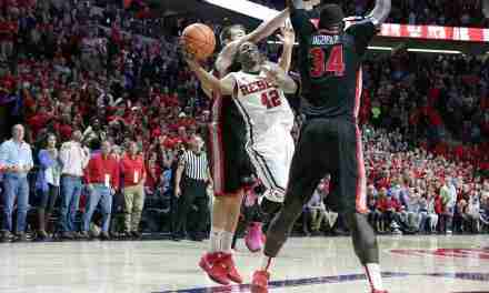 Stefan Moody's game-winning shot propels Ole Miss past Georgia, 72-71