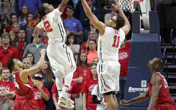 Ole Miss defeats Arkansas 76-60 with strong second half
