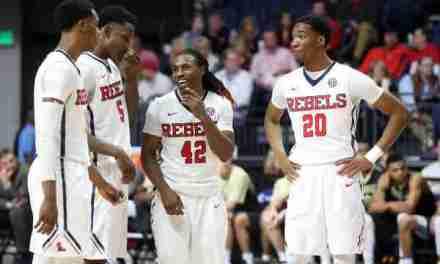 Behind solid effort, Ole Miss holds on to defeat Vanderbilt 85-78