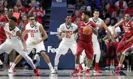 Rebels look to rebound in road game against Auburn
