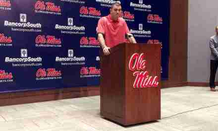 QB Chad Kelly brings renewed faith and focus to second year with Rebels