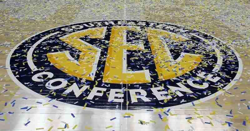 2016 SEC Men's Basketball Tournament bracket set