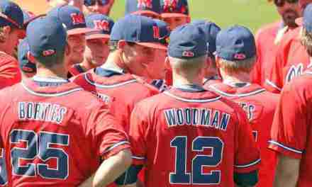 Ole Miss defeats Georgia 5-1 in first round of SEC Tourney