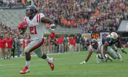 Ole Miss rushing attack trending upward for 2016
