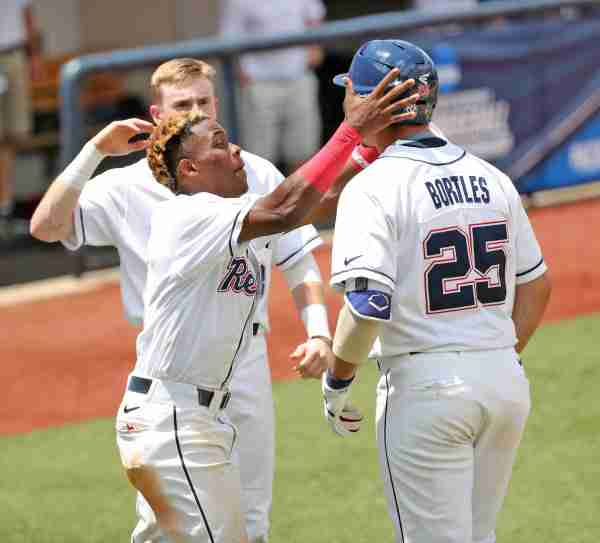 Colby Bortles understandably dejected after Ole Miss' early exit from NCAA Regional