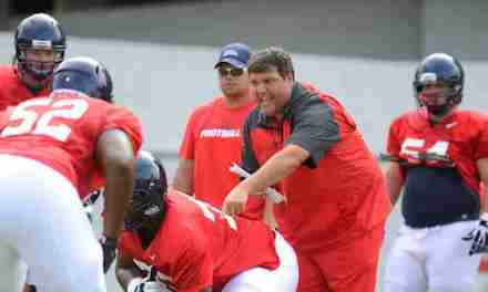 Rebels' Coach Matt Luke inducted into Gulfport Hall of Fame