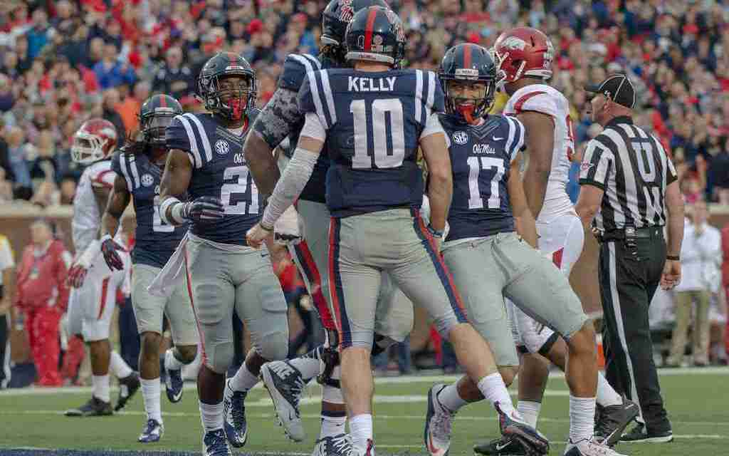 Ole Miss lands at No. 12 in USA Today Amway Preseason Coaches Poll