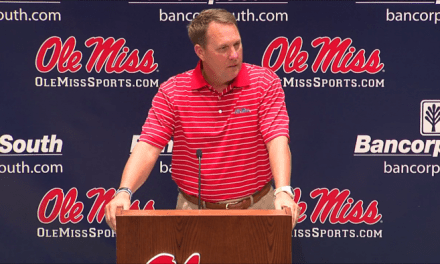 Ole Miss Coach Hugh Freeze's Weekly Press Conference: Florida State game