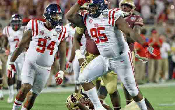 Ole Miss defensive tackle Benito Jones: Another Landshark is born