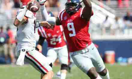 Chiefs trade up to select Ole Miss DL Breeland Speaks in second round of NFL Draft