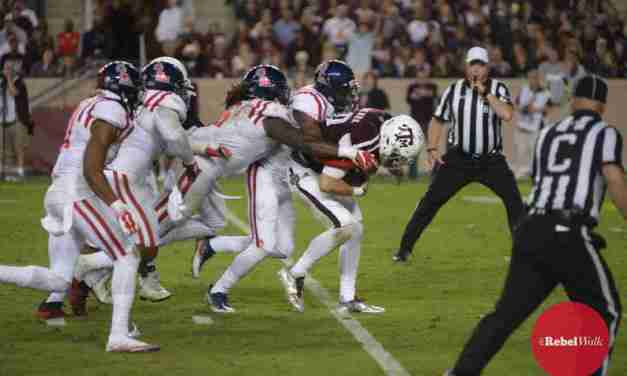 Players-only meeting of Ole Miss defense sparked improvements before win over A&M