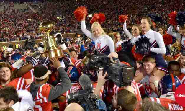 Egg Bowl is a 'golden' rivalry