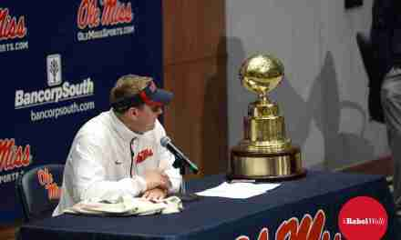 Hugh Freeze wants to end 2016 with Egg Bowl victory, bowl game