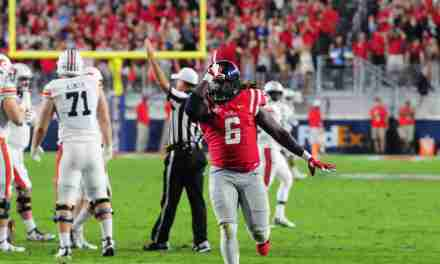 Senior Fadol Brown ready to help Ole Miss finish the season strong