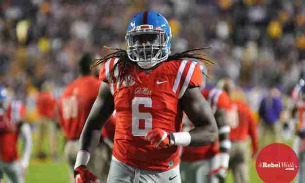 Fadol Brown feeling no pain as he focuses on Rebels' bowl eligibility