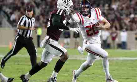 Shea Patterson leads Ole Miss to thrilling victory over No. 8 Aggies