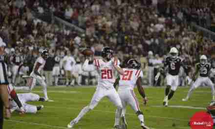 The Quarterback's Call: Key plays in the Ole Miss win over A&M