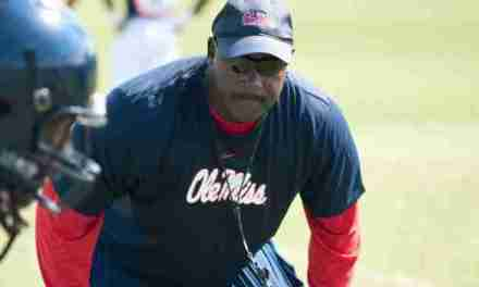 Defensive coordinator Wesley McGriff looks forward to his return to Ole Miss