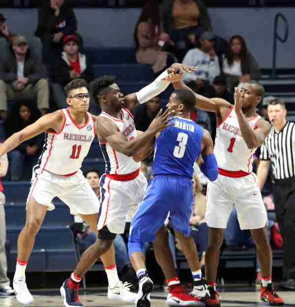 Three things that stand out for Ole Miss in win over Memphis