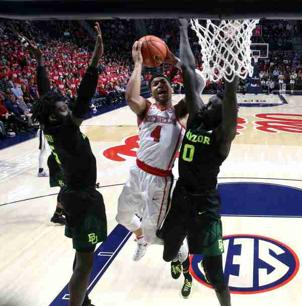 Kennedy sees Rebels' true-freshman Tyree emerging as a primary ball handler